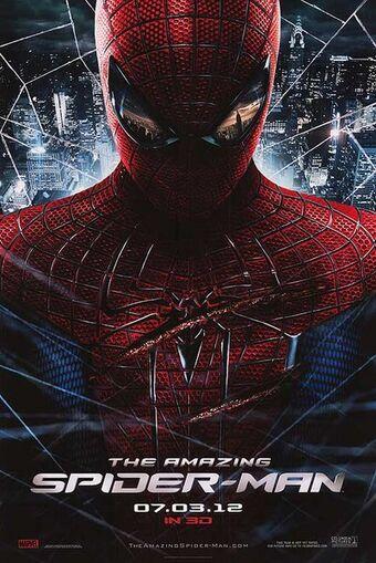 The Amazing Spider Man 2012 Film Spider Man Wiki Fandom