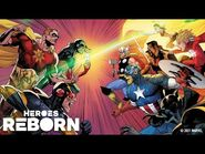 HEROES REBORN Event Trailer - Marvel Comics