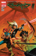 Wolverine & Black Cat Claws 2 Vol 1 2