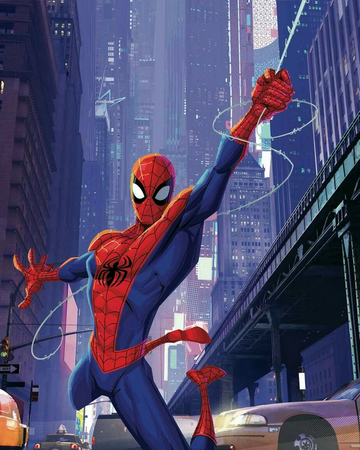 Peter Parker Tierra Trn701 Spider Man Wiki Fandom