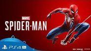 Marvel's Spider-Man - Tráiler fecha de lanzamiento – 7 de Septiembre en PS4