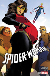 Spider-Woman Vol 6 2