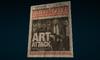 Newspaper Art Attack from MSM screen