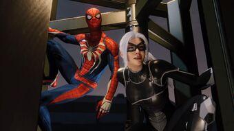 Black Cat Marvel S Spider Man Wiki Fandom