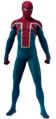Spider-UK Suit from MSM render