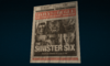 Newspaper The Sinister Six from MSM screen