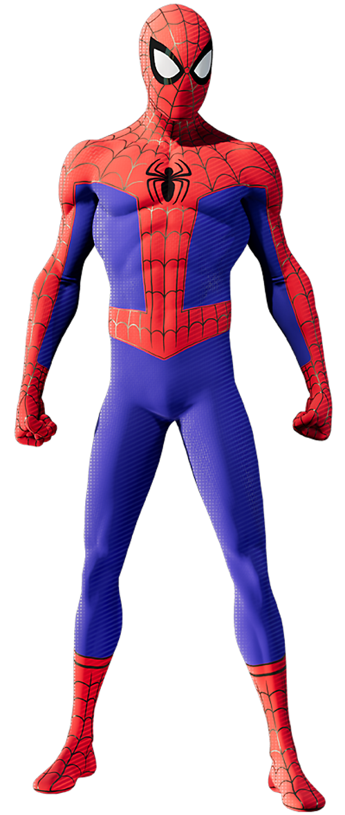 Into The Spider Verse Suit Marvel S Spider Man Wiki Fandom