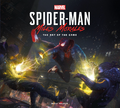 Marvel's Spider-Man - Miles Morales The Art of the Game cover