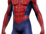 Webbed Suit