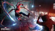 Spider-Man Fighting