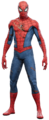 Classic Suit (Damaged) from MSM render