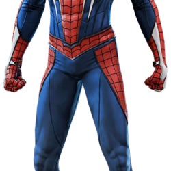 Suits in Marvel's Spider-Man