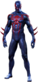Spider-Man 2099 Black Suit from MSM render