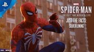 Marvel's Spider-Man Silver Lining – Just the Facts PS4
