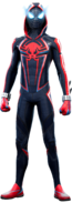 Miles Morales 2099 Suit from MM render