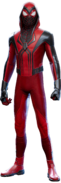 Crimson Cowl Suit from MM render