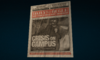 Newspaper Crisis on Campus from MSM screen