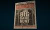 Newspaper Big Game Hunt from MSM screen