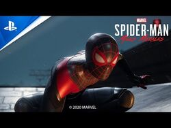 Marvel's Spider-Man- Miles Morales - Gameplay Demo - PS5