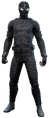 Stealth Suit from MSM render