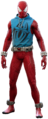 Scarlet Spider Suit from MSM render