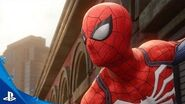 Marvel's Spider-Man - E3 2016 Trailer PS4