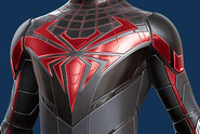Advanced Tech Suit from MM render preview