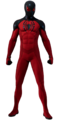 Scarlet Spider II Suit from MSM render