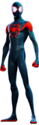 Into the Spider-Verse Suit from MM render