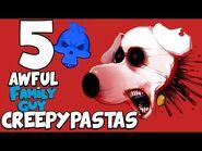 5 AWFUL FAMILY GUY CREEPYPASTAS