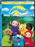 Teletubbies Classics- Fan Favorite's DVD