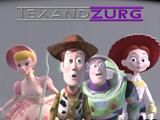 Lost THX Tex Trailer: Tex and Zurg