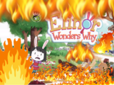 Elinor Wonders Why. the Animal Town Fire
