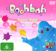 Boohbah Pearly Shells DVD