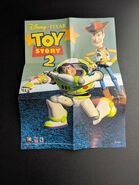 Toy Story 2 Game Poster