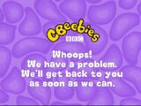 Cbeebies Power Cut