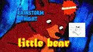 CREEPYPASTA Little Bear and the Rainstorm Night (Lost Episode)