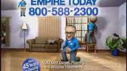 """""""588-2300 Empire Today"""" Animated Clip From The Empire Today Switch"""