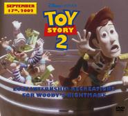 Woody's Nightmare Lost Internship Recreations CD