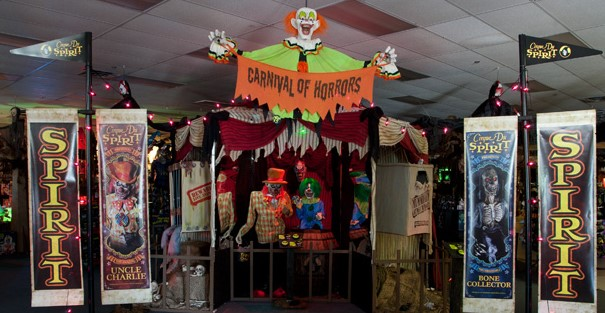 Spirit Halloween Theme 2020 Cirque Du Spirit   Spirit Halloween Wikia   Fandom