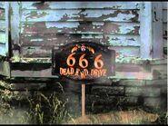 Tekky Toys Haunted 666 Sign