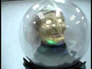 Spirit Ball Witch Head - Small-2