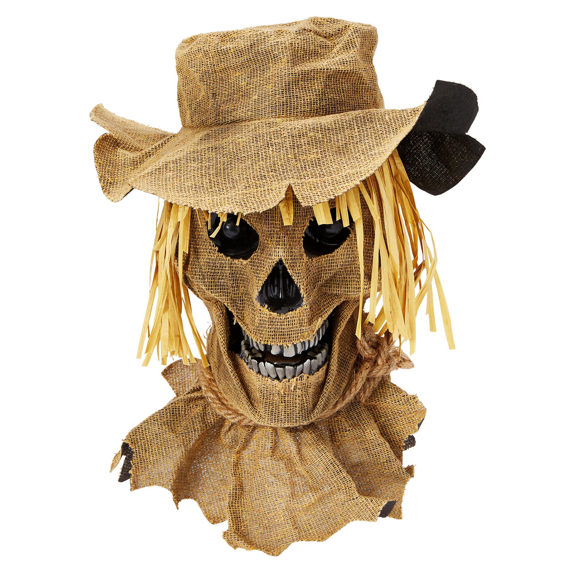 Spirit Halloween 2020 Scarecrow Scarecrow Door Knocker   Spirit Halloween Wikia   Fandom