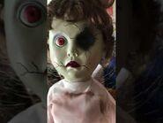 Spirit Halloween unreleased prototype 2014 Terror doll