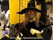 Witch's Brew Animated Prop - HalloweenAsylum