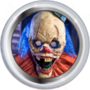 Peek-a-Boo Clown