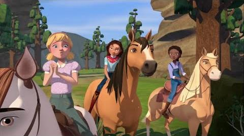Spirit Riding Free- Pony Tales Season 2 Trailer