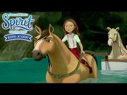 Riding Academy Part 2 Trailer - SPIRIT RIDING FREE - NETFLIX
