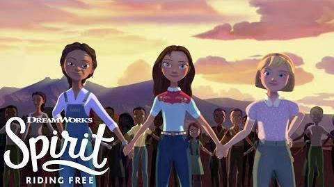 Spirit Riding Free Pony Tales Promo