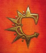 Red Conqueror symbol